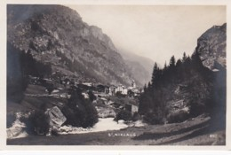 300999Zwitserland, St. Niklaus (FOTO KAART) - VS Valais
