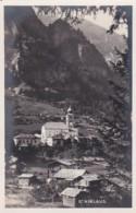 3009100Zwitserland, St. Niklaus (FOTO KAART) - VS Valais
