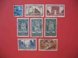 Lot Timbres  1929 à 1932    Oblitéré - France