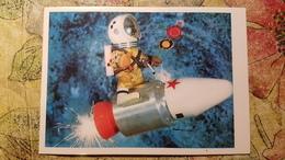 NEW YEAR  Bulgaria, - Space - Rare  Edition  - SPUTNIK 1970s - Spazio