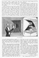 """MAGIE-ILLUSION-PRESTIDIGITATION """" LE SECRET Du HAREM """" Par Le ( PRESTIDIGITATEUR ALBER )  1899 - Théâtre"""