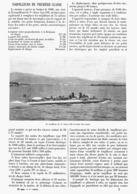 TORPILLEURS DE PREMIERE CLASSE  1899 - Bateaux