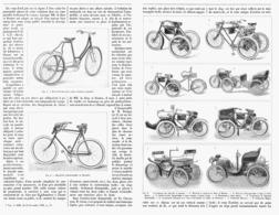 CYCLES-TRICYCLE AUTOMOBILES Et VOITURETTES  Au  SALON Du CYCLE Et De L'AUTOMOBILE  1899 - Transports