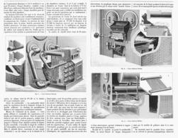LA SUPPRESSION DES FUMEES   1899 - Technical