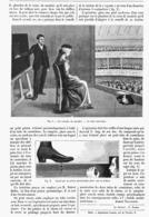 """MAGIE-ILLUSION-PRESTIDIGITATION """" LA ( DOUBLE )SECONDE VUE DEVOILéE  """"  1899 - Théâtre"""