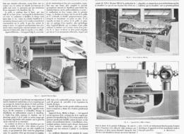 LA SUPPRESSION DES FUMEES   1899 ( 1 ) - Technical