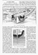 """LE BATEAU """" HENRY """"  1899 - Bateaux"""