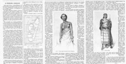 """LE TELEGRAPHE à  """" MADAGASCAR  """" 1899 - Autres"""