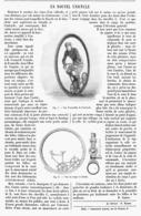 """UN NOUVEL  """" UNICYCLE """"  1899 - Transports"""