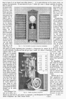 POINTEUR-ENREGISTREUR AUTOMATIQUE  1899 - Militaria