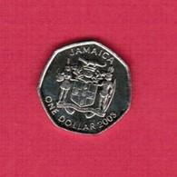 JAMAICA   $1.00 DOLLAR 2003 (KM # 164) #5233 - Jamaique