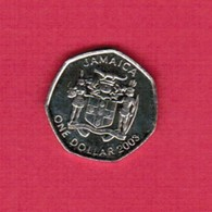 JAMAICA   $1.00 DOLLAR 2003 (KM # 164) #5233 - Jamaica