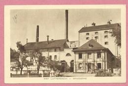 68 - LUTTERBACH - Brasserie - Brauerei - Bierre - Bier - France
