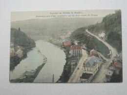 Carte Postale  , Chateau Bouillon - Belgique