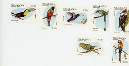 Nicaragua 1981-Toucan,Pic,et Divers,...-YT 1161/64+PA3886***MNH - Coucous, Touracos
