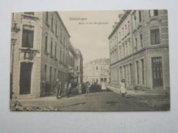 Carte Postale  , DÜDELINGEN , Rue ,  1909 - Dudelange