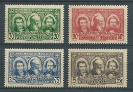 ALGERIE 1939 . Série N°s 149 à 152 . Neufs **  (MNH) - Unused Stamps