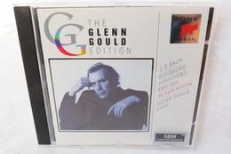"""CD """"The Glenn Gould Edition"""" J.S.Bach, Goldberg Variations BWV 988, Version 1981 - Classical"""