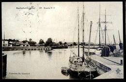 Cpa Du 17  Rochefort Sur Mer  Bassin N° 2       YN37 - Rochefort