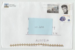 5 NOV  2015 -  USA/Florida  -  Brief / Bedarfsbeleg    -  O Gestempelt - Siehe Scan (us 2043) - Vereinigte Staaten