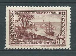 ALGERIE 1930 . N° 100 . Neuf * (MH) - Neufs