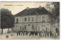 1 Cpa Dampierre - Les écoles - Dampierre