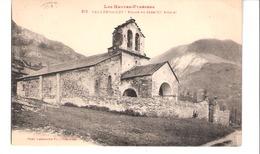 Esquièze-Sère (Luz-Saint-Sauveur)-écrite En 1929-Eglise Romane Saint-Jean-Baptiste De Sère-Vallée De Luz - Luz Saint Sauveur