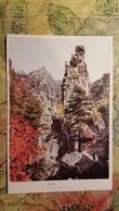 KOREA NORTH 1950s  Postcard - Gvimenam Rock - Korea, North