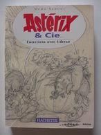 Numa Sadoul - Astérix Et Cie. Entretiens Avec Uderzo / EO 2001 - Livres, BD, Revues