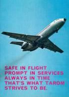 AVIATION CIVILE - ANNÉE: 1980 - AVION : BAC 1-11 400 Après DÉCOLLAGE - AÉROPORT De BUCAREST OTOPENI - ROUMANIE (d-624) - 1946-....: Moderne