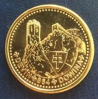 Slovakia, Devin, Souvenir Jeton - Tokens & Medals