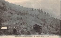 Nouvelle-Calédonie - Les Mines Du Bornet à Thio, La Nouvelle-Calédonie Pittoresque (train) - Nouvelle-Calédonie