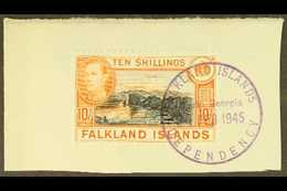 FALKLAND IS. DEPS. - Falkland Islands