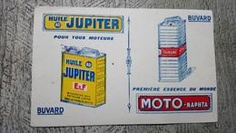 Buvard Huile Jupiter Pour Tous Moteurs Automobile - Transports
