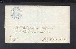 Lettera 1856 Per Aquaviva - Lombardo-Veneto