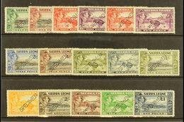 SIERRA LEONE - Sierra Leone (...-1960)