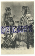 Algérie. Trois Jeunes Femmes Scènes Et Types 6428. Ouled-Naïls. LL - Algérie