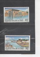 CONGO - Port De Mossaka : Vues - Infrastructure Portuaire - - Congo - Brazzaville