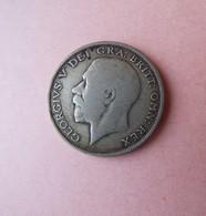 PIECE GEORGE V DEI GRA BRITT OMN REX 1922 - Great Britain