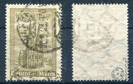 Deutsches Reich Michel-Nr. 262b Gestempelt - Geprüft - Deutschland