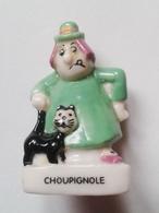 Fève Personnage Sorcière Choupignole - Characters