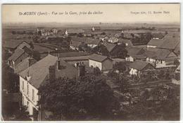 1 Cpa Saint Aubin - France