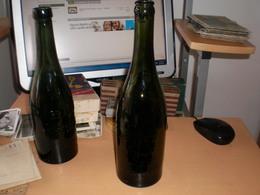 Birra Itala Pilsen Padova Old Beer Bottles - Bière