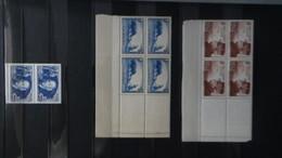 Collection Allemagne Majorité Oblitérés Dont Timbres ** De France Côte 299 Euros Hors Timbres De L'album !!! - Stamps