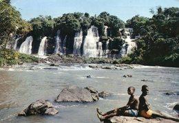 Republique Centrafricaine - Les Chutes De Bouali - Central African Republic