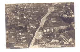 8580 BAYREUTH, Maxtrasse, Luftaufnahme - Bayreuth