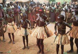 Republique Centrafricaine - Denga - Girl - Woman - Fille - Femme - Centrafricaine (République)