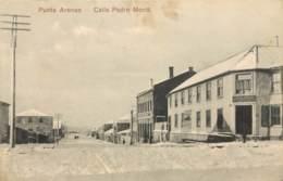 CHILI - Punta Arenas - Calle Pedra Montt - Chili