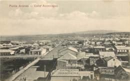 CHILI - Punta Arenas - Calle Aconcagua - Chili