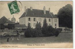 1 Cpa Château De Taxenne - France